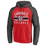 Men's St. Louis Cardinals Fleece Pullover Hoodie