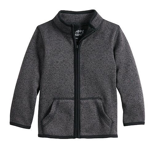 Baby Boy Jumping Beans® Sweater Fleece Jacket