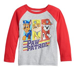 Toddler Boy Jumping Beans® Paw Patrol Long-Sleeve Tee