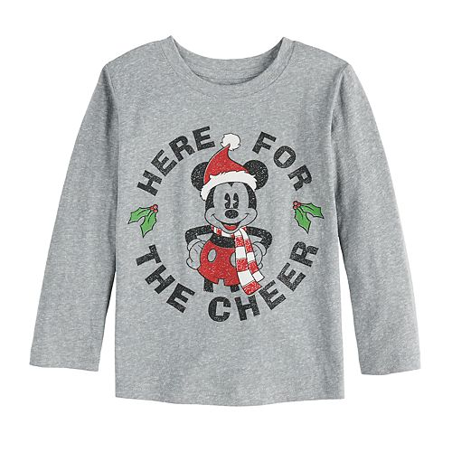 Disney's Mickey Mouse Toddler Boy Holiday Graphic Tee by Jumping Beans®