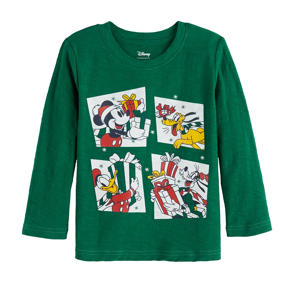 Disney's Mickey Mouse Toddler Boy Holiday Presents Graphic Tee by Jumping Beans®