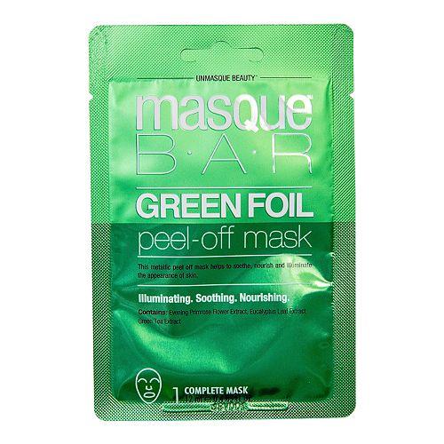 Masque Bar Green Foil Peel Off Mask