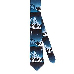 Men's St. Nicholas Square Holiday Tie