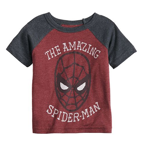 Baby Boy Jumping Beans® Amazing Spider-Man Tee