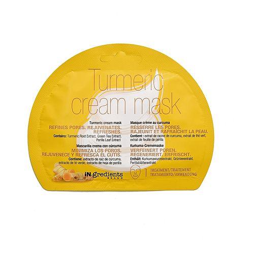 Masque Bar iN.gredients Turmeric Cream Mask