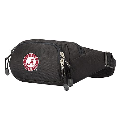 Alabama Crimson Tide Cross Country Waist Bag
