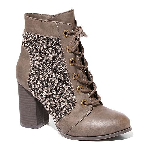 Two Lips Too Luis Women's Ankle Boots