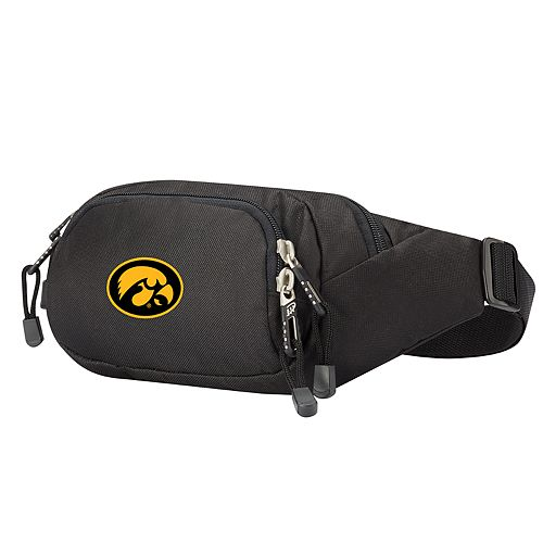 Iowa Hawkeyes Cross Country Waist Bag