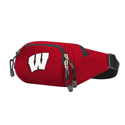 Wisconsin Badgers Cross Country Waist Bag