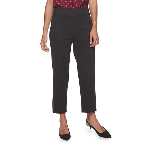 Women's Cathy Daniels Pull-On Ankle Pants