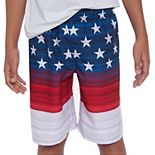 Boys 8-20 Under Armour Volley Swim Trunks