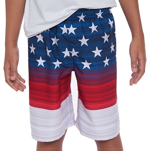 Boys 8-20 Under Armour Velocity Volley Swim Shorts