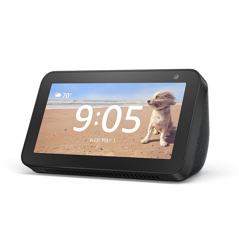 Amazon Echo Show 5 - Compact Smart Display W Alexa - Charcoal *Sealed