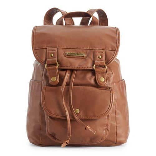 Stone & Co. Mini Drawstring Backpack