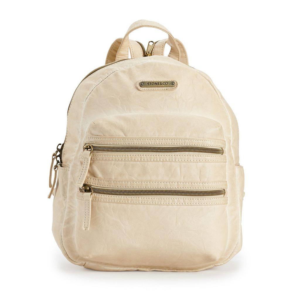 Stone & Co. Smokey Mountain Double-Entry Mini Backpack