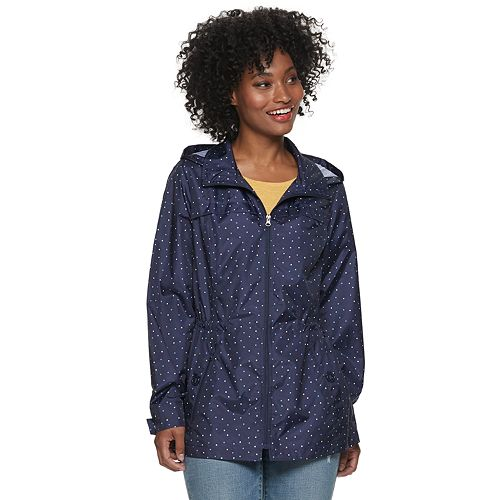 Women's d.e.t.a.i.l.s Packable Rain Jacket