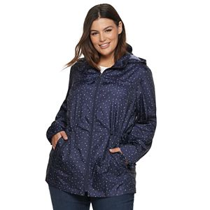 Plus Size d.e.t.a.i.l.s Radiance Packable Jacket