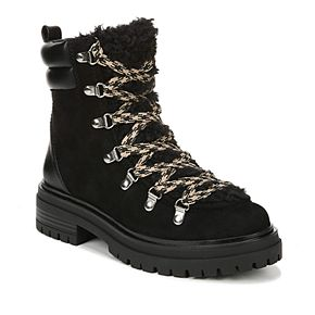 Circus by Sam Edelman Georgia Women's Shearling Lace-up Boots