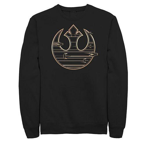 Men's Star Wars Rebel Logo Sweatshirt