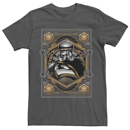 Men's Star Wars Captain Phasma Poster Tee