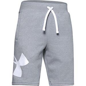 Boys 8-16 Under Armour Rival Fleece Logo Shorts