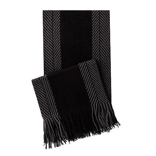 Men's Van Heusen Classic Herringbone Knit Scarf