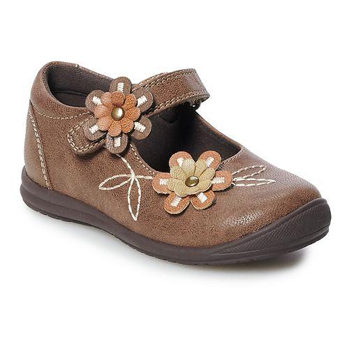 Rachel Shoes Rehea Girls' Mary Jane Shoes