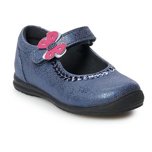 Rachel Shoes Adena Girls' Mary Jane Shoes