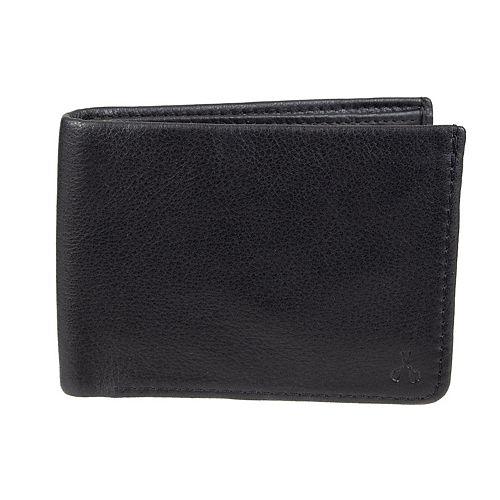 Men's damen + hastings RFID-Blocking Slimfold Wallet