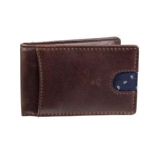 Men's damen + hastings RFID-Blocking Slim Clip Case Wallet