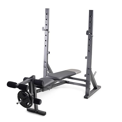 Gold's Gym XR 10.1 Weight Bench