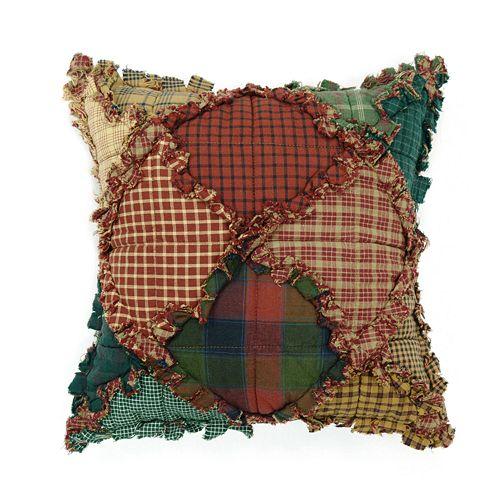Donna Sharp Campfire Throw Pillow
