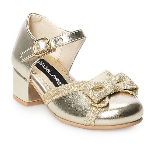 Rachel Shoes Lil Lorraine Girls' Dress Heels