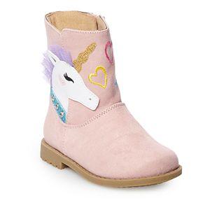 Rachel Shoes Unicorn Toddler Girls' Boots