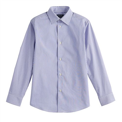 Boys 8-20 Chaps Printed Button-Up Shirt