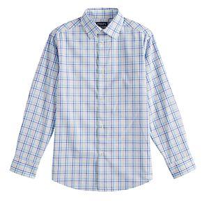 Boys 8-20 Chaps Printed Button-Up Shirt