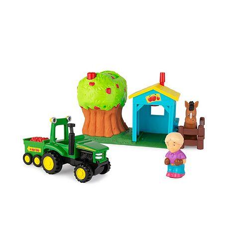 John Deere 1st Farming Fun Apple Orchard Set
