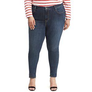 Plus Size Levi's® 721 High-Rise Skinny Jeans