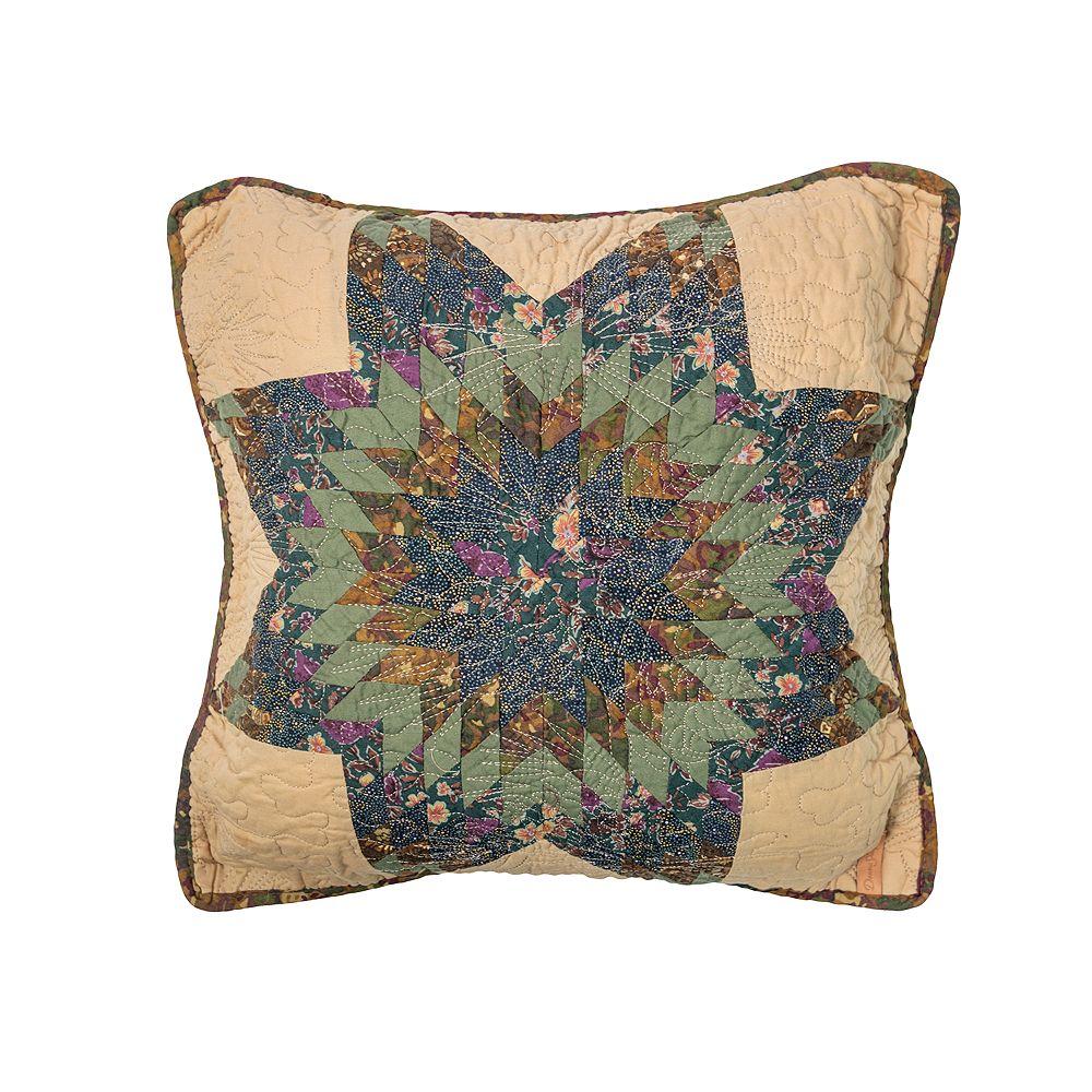 Donna Sharp Forest Star Throw Pillow