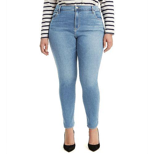 Plus Size Levi's® 720 High-Rise Super Skinny Jeans