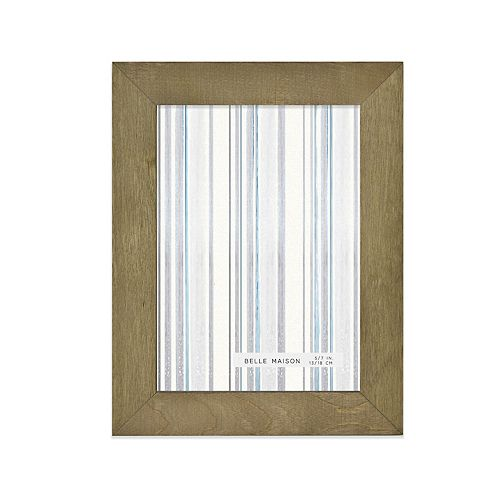Belle Maison Natural Wood Frame