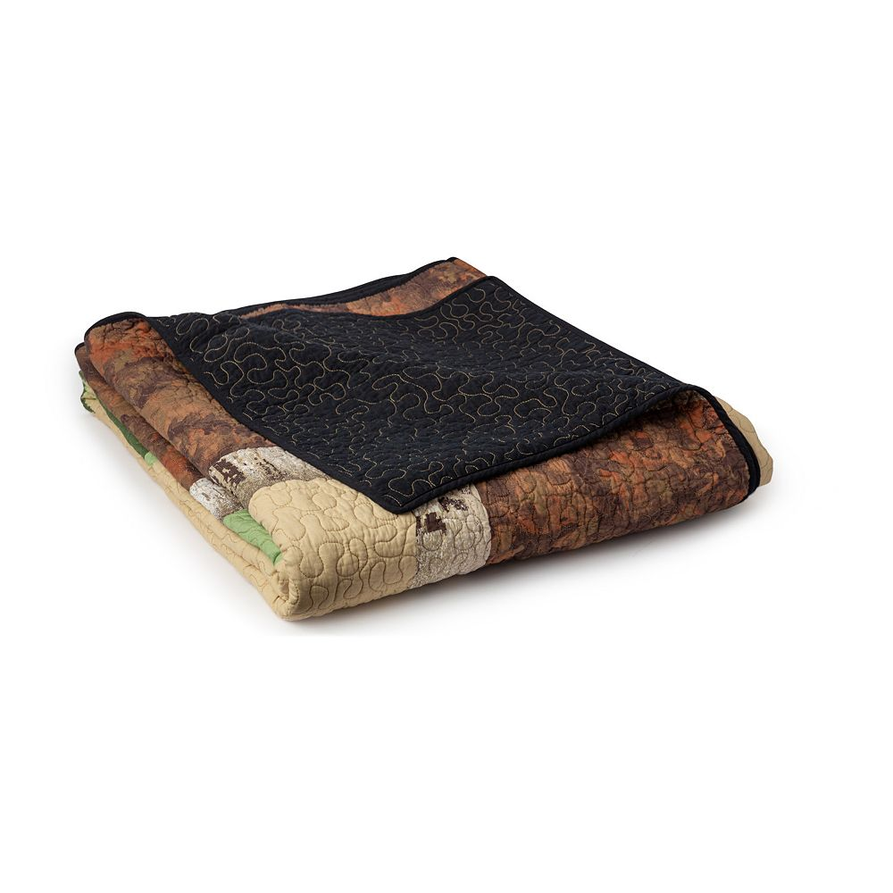 Donna Sharp Birch Bear Throw
