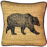 Donna Sharp Oakland Bear Pillow