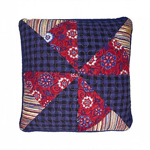 Donna Sharp Plymouth Pinwheel Pillow