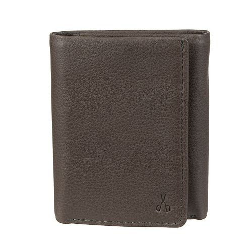 Men's Damen + Hastings RFID Trifold Plus Wallet