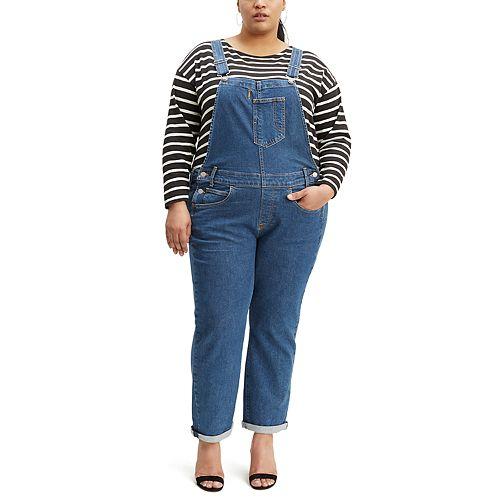 Women's Plus Size Levi's® Overalls