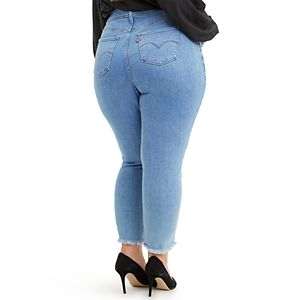 Plus Size Levi's® 721 Skinny Ankle Jeans