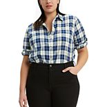 Plus Size Levi's® Relaxed Fit Shirt