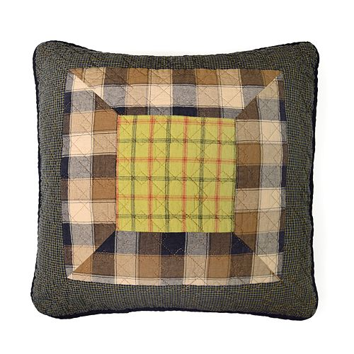 Donna Sharp Forest Square Throw Pillow