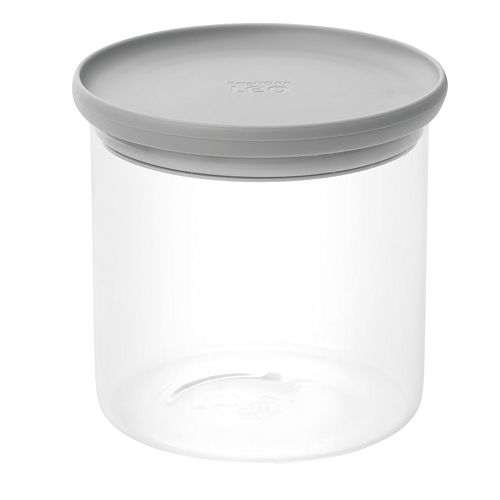 BergHOFF Leo Glass Food Container with Spoon